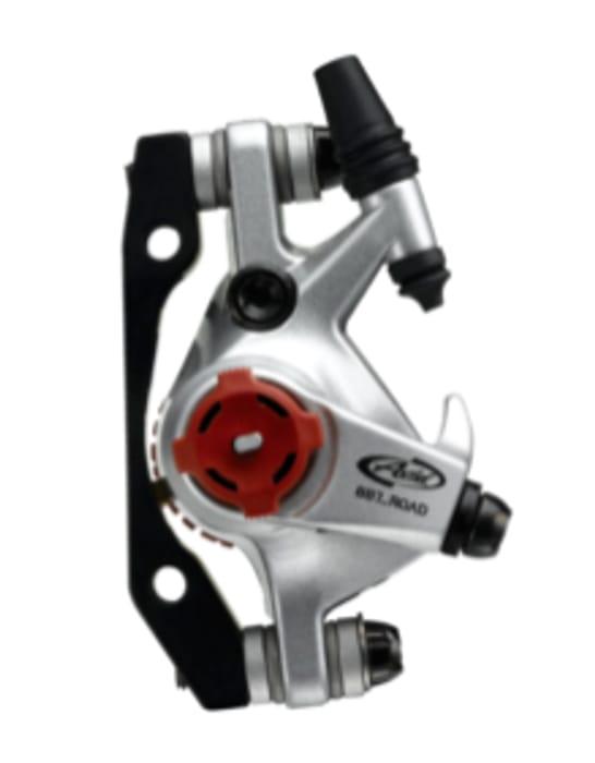 Avid BB7 Road Mechanical Disc Brake Caliper - Front or Rear - 160/140mm Bracket