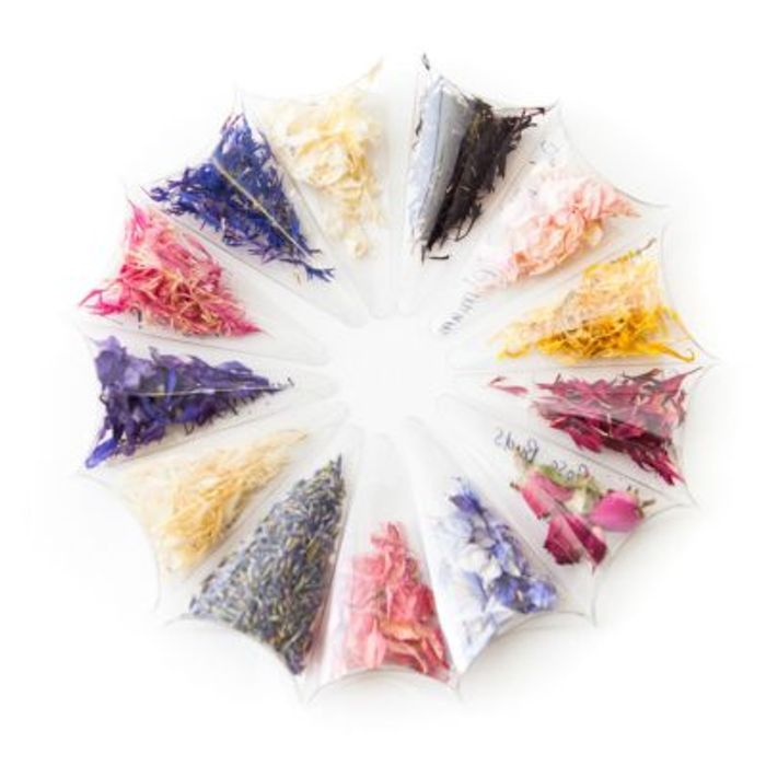 Order up to 8 Confetti Petal Samples