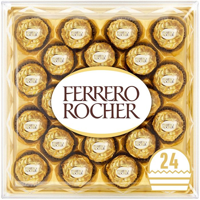 Ferrero Rocher Chocolate , 24 Chocolates