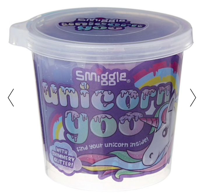 Smiggle Unicorn Goo Down From £7 to £2.8