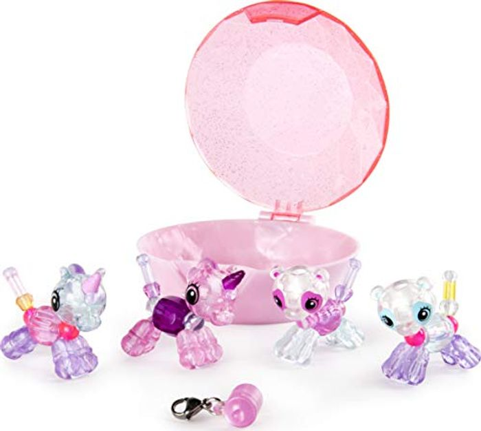 Price Drop! Twisty Petz Babies 4-Pack & Collectible Fashion Bracelet Set