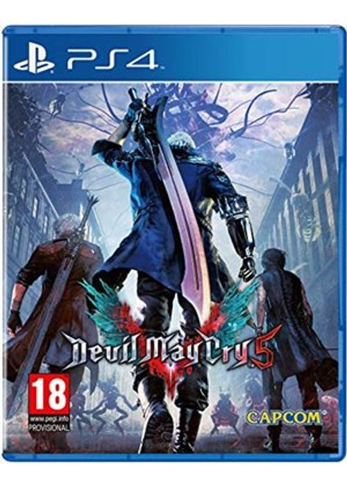 Devil May Cry 5 (PS4) - Only £11.85!