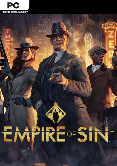 Empire of Sin Steam - Only £21.99!