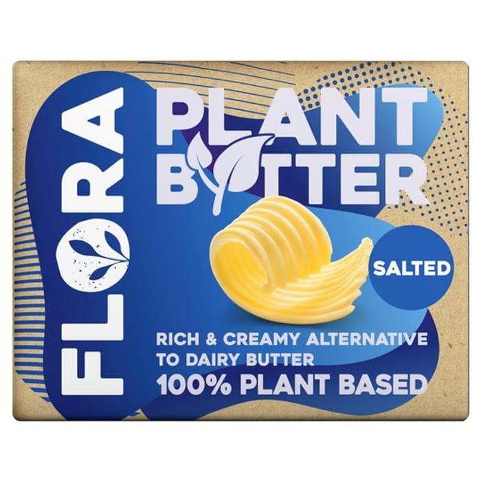 Flora Plant Butter Alternative Salted