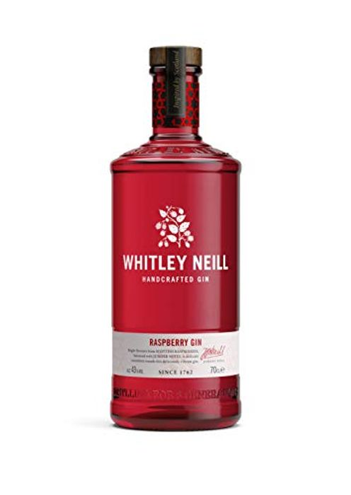 Whitley Neill Raspberry Gin, 70 Cl