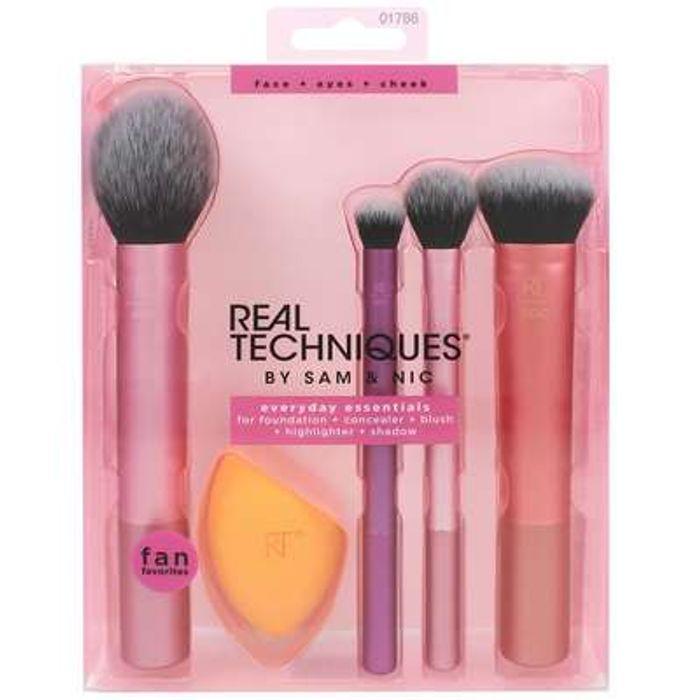 Real Techniques Gifts and Sets