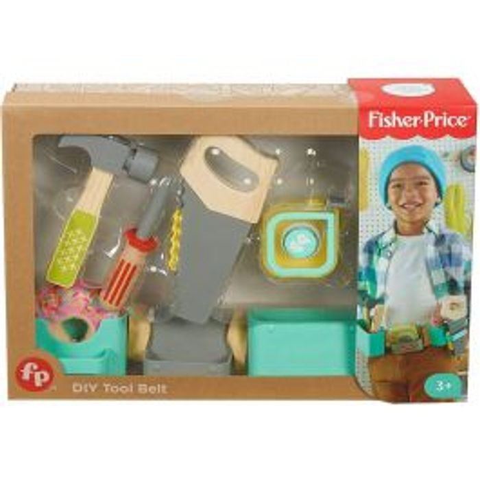 Fisher Price DIY Tool Belt - Only £6.99!