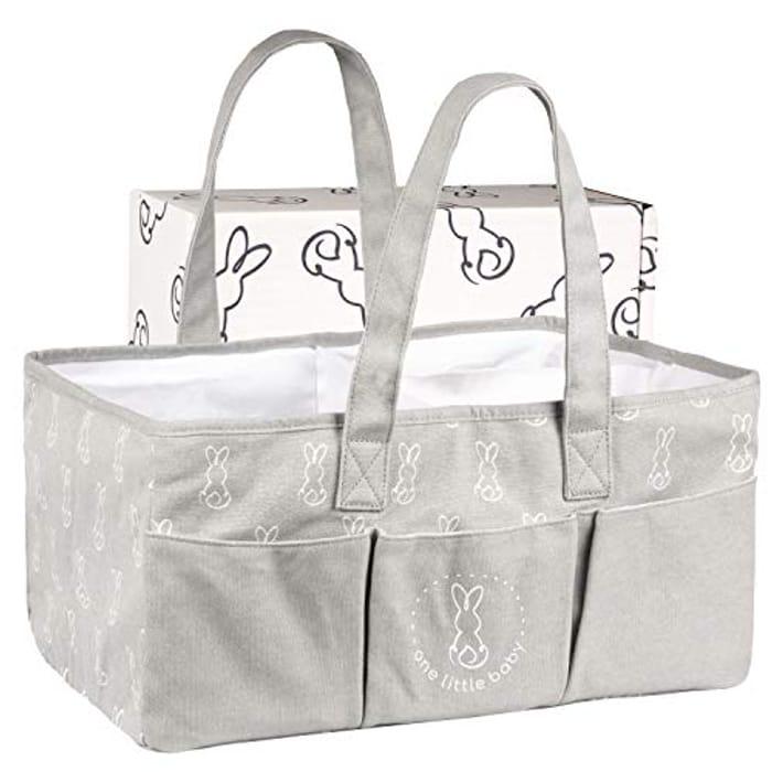 Save 50%! Nappy Storage Organiser Bag