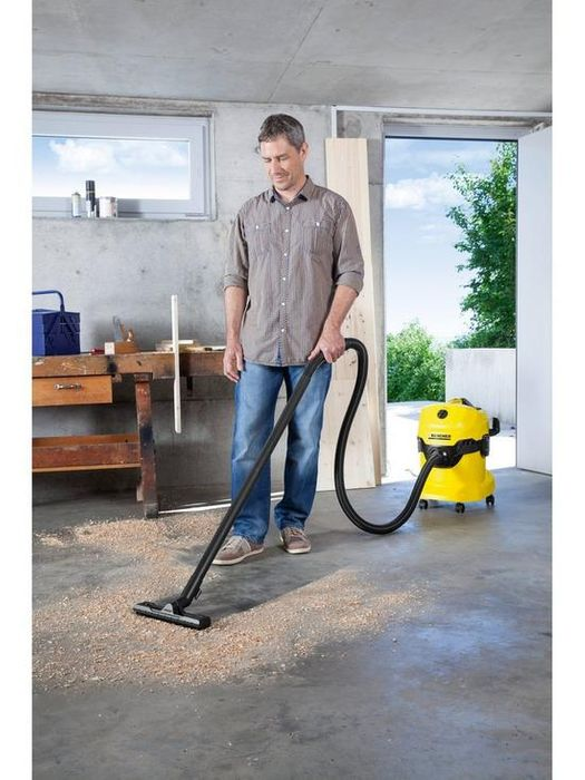 *SAVE £34* Karcher WD 4 Wet & Dry Vacuum Cleaner