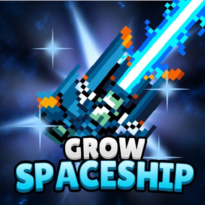 Grow Spaceship VIP - Galaxy Battle - Usually £0.79