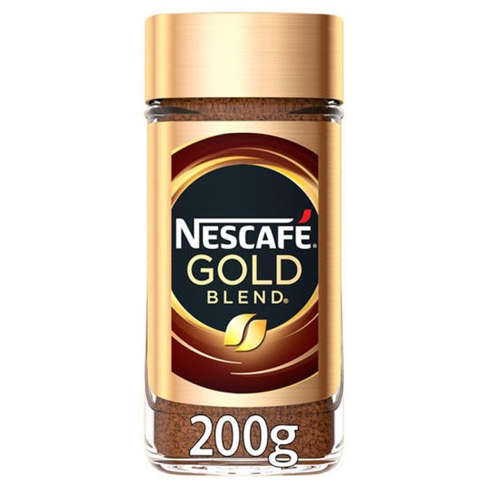 Nescaf Gold Blend Instant Coffee (200g)