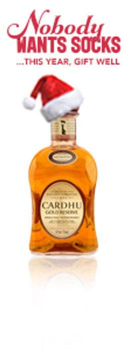Save £17 ! Cardhu Gold Reserve Single Malt Scotch Whisky 70cl