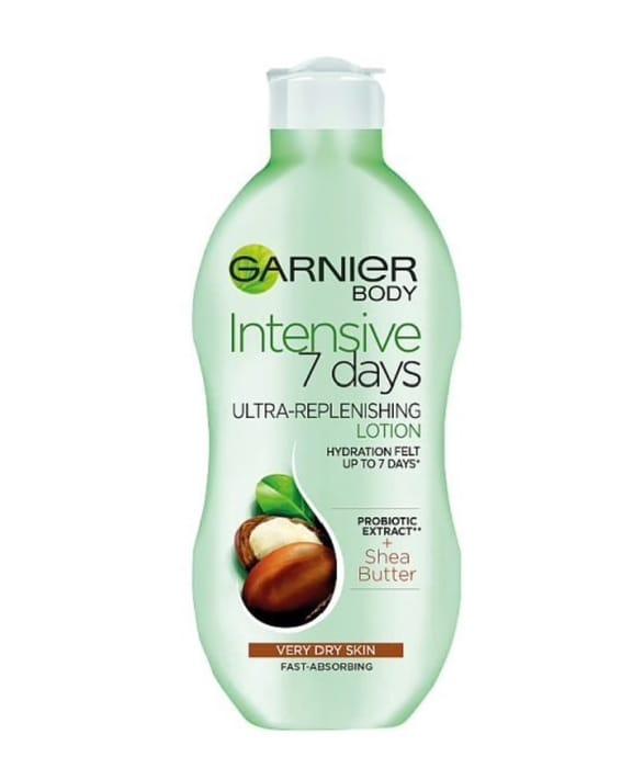 Garnier Intensive 7 Days Shea Body Lotion Dry Skin 400ml