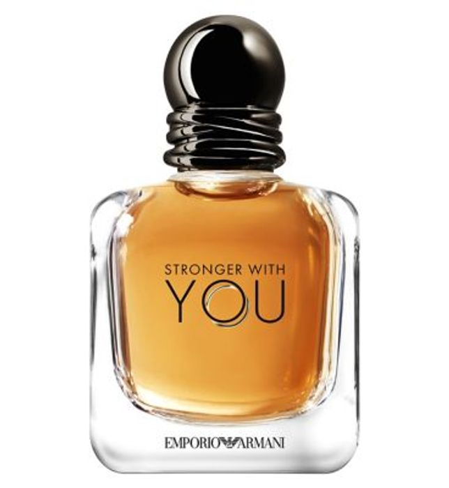 Emporio Armani Stronger with You Mens Eau De Toilette 50ml - Only £27!