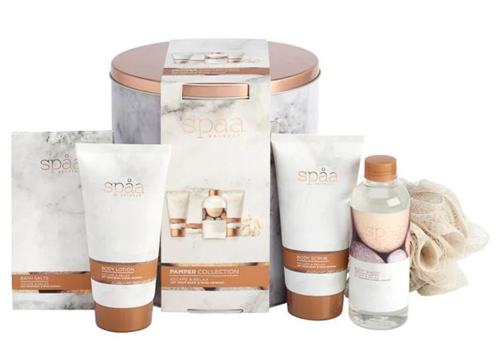 Superdrug Spaa Retreat Tin Pamper Collection