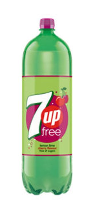 7UP Free Cherry - Only £1!