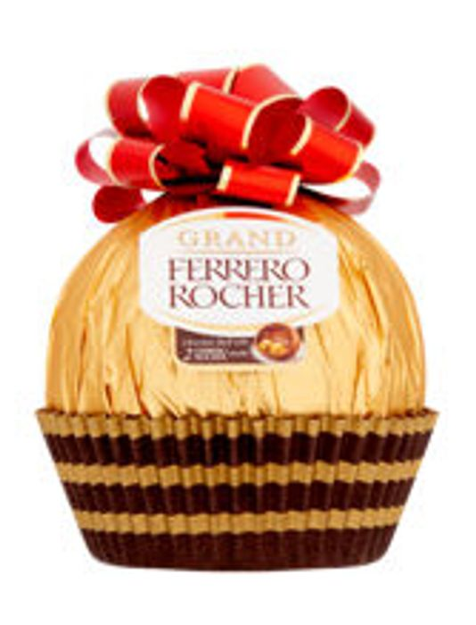 Cheap Ferrero Rocher Grand Chocolate Shell 125g - Only £4!