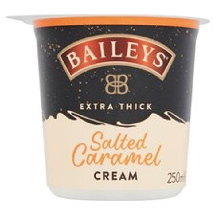 Baileys Extra Thick Salted Caramel Cream 250Ml