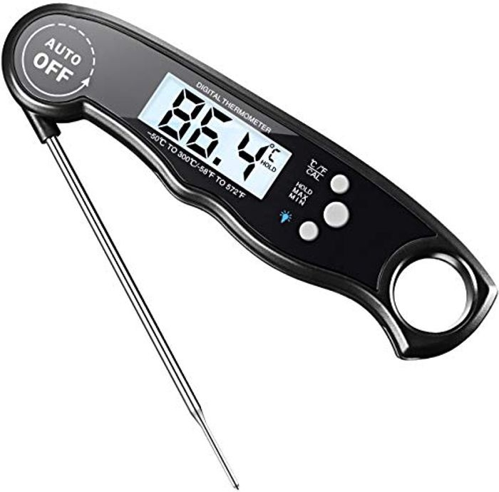 Deal Stack! Meat Digital Thermometer