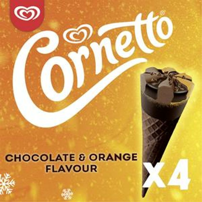 Cornetto Chocolate & Orange