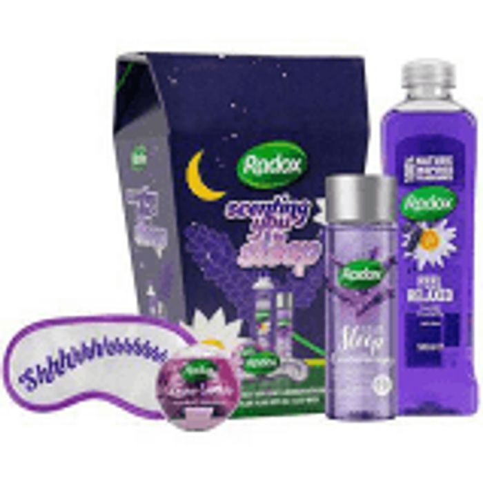 Cheap Radox Scenting You to Sleep Gift Set Only Only £4 + 3 for 2 offer