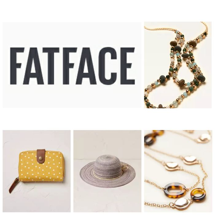 FATFACE FREE Delivery on ALL Orders Includes SALE Items