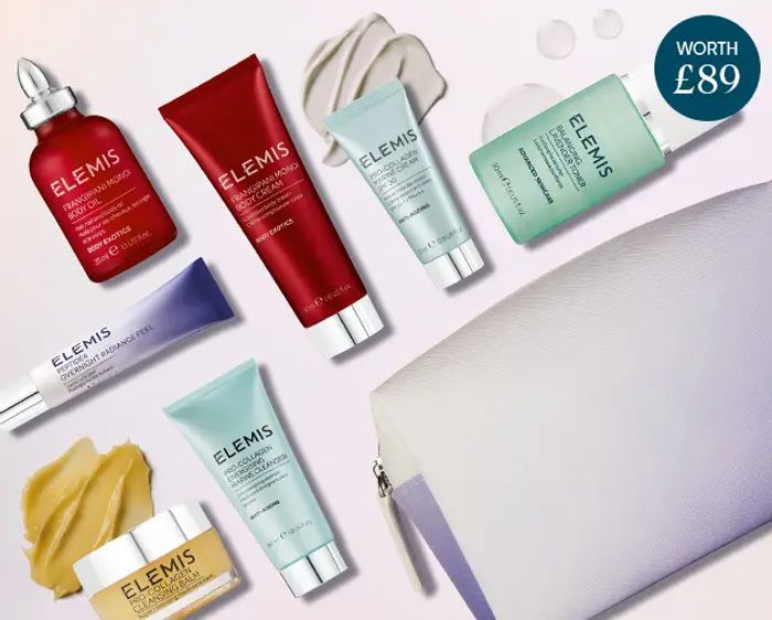 Reset Your Routine with This 8-Piece Gift of Bestsellers, When You Spend £125+.*