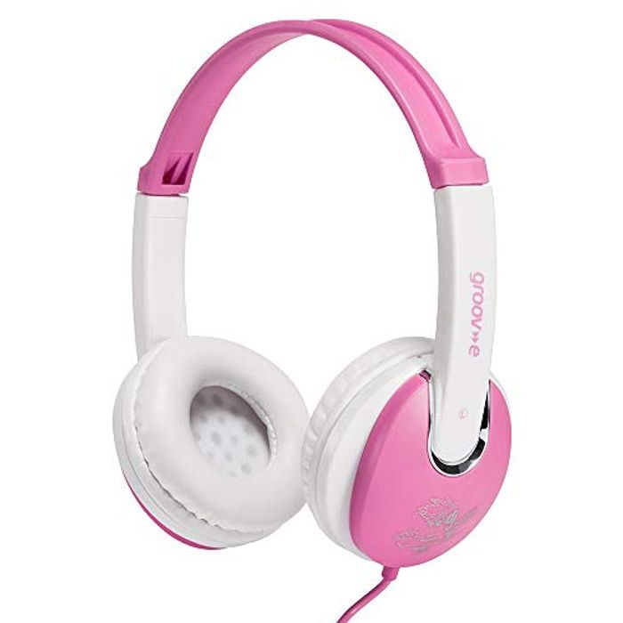 Groov-E Kidz On-Ear DJ Style Headphones