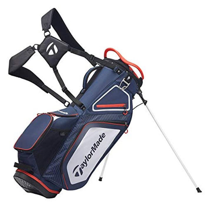 TaylorMade Pro Stand 8.0 Golf Bag (2020 Version)