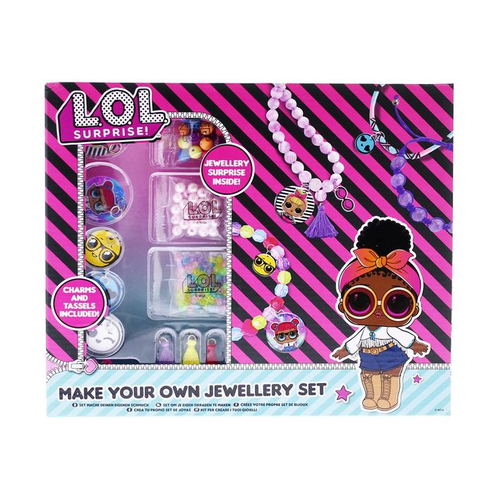 LOL Surprise! Make Your Own Jewellery Set