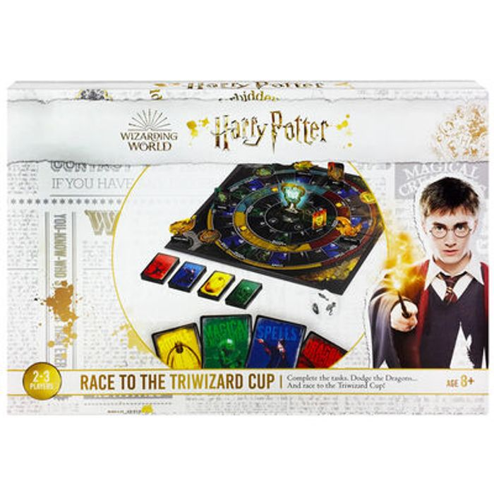 Harry Potter Race to the Triwizard Cup Board Game