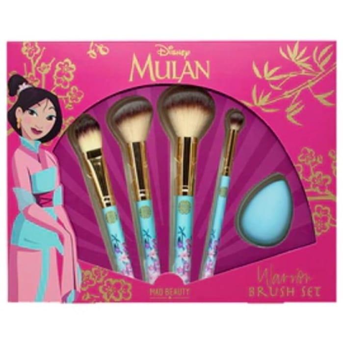Disney Mulan Brush Set