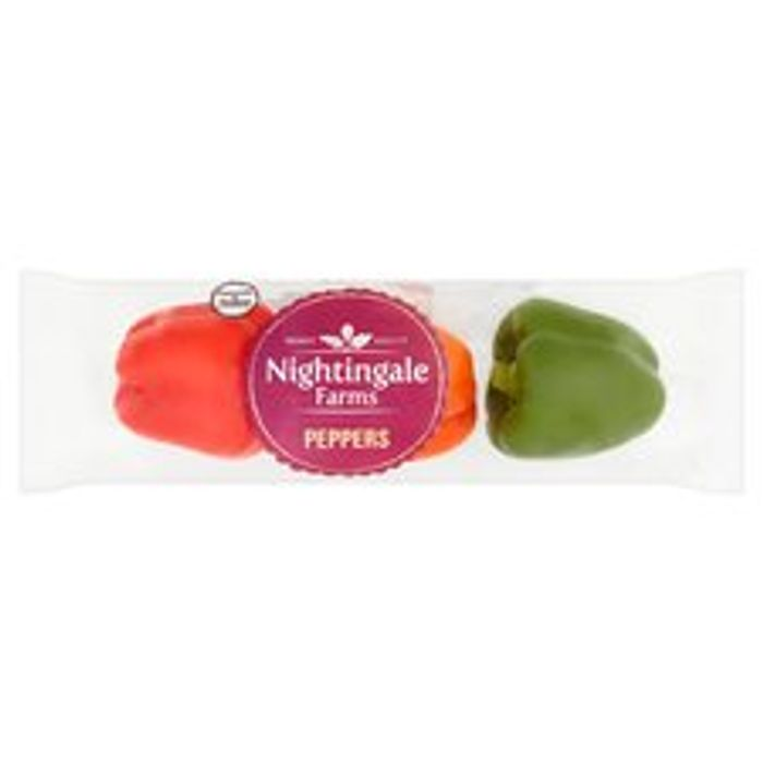 Nightingale Farms Peppers 375G