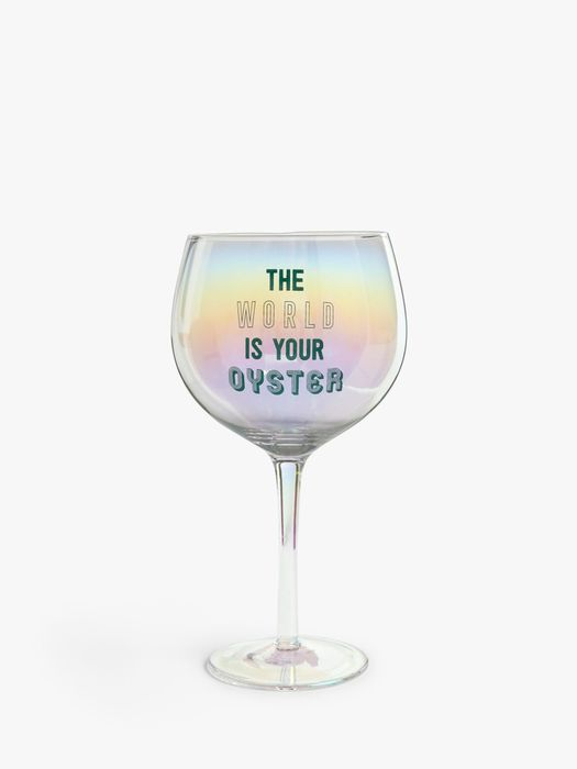 Large 700ml Gin Glass