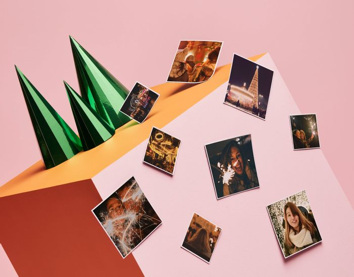 9 Personalised Photo Magnets for £3