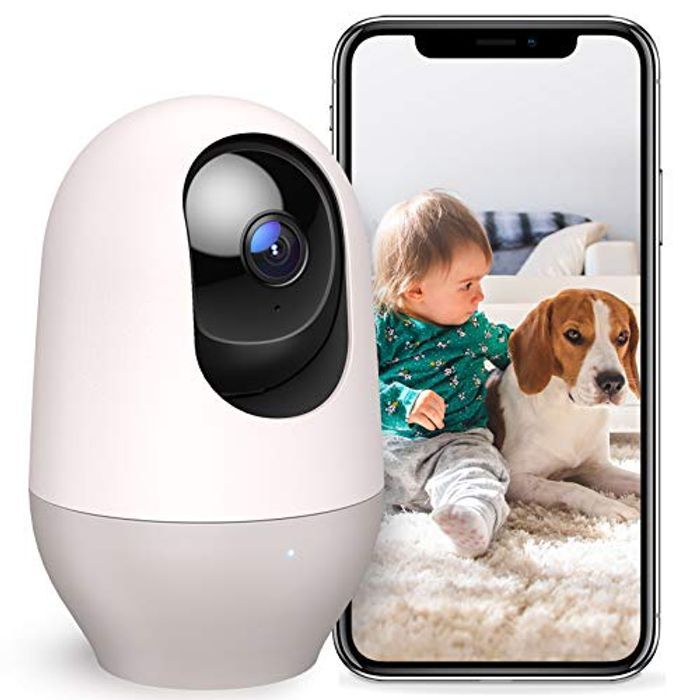 Nooie indoor camera - 5% Off
