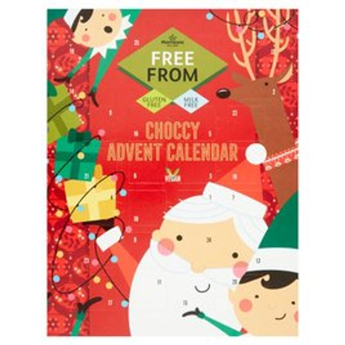 Morrisons Free from Advent Calendar 93g