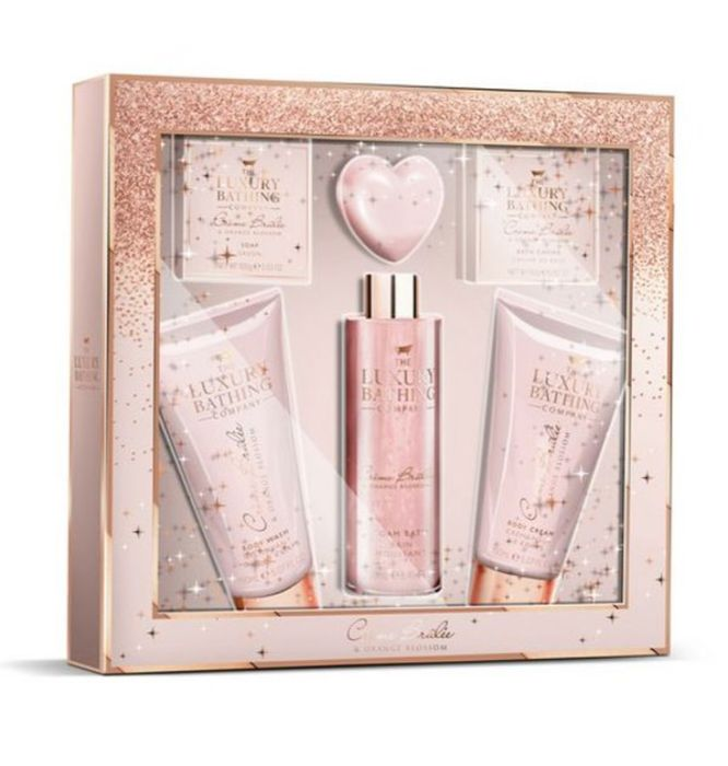 The Luxury Bathing Company Box of Treats Gift Set
