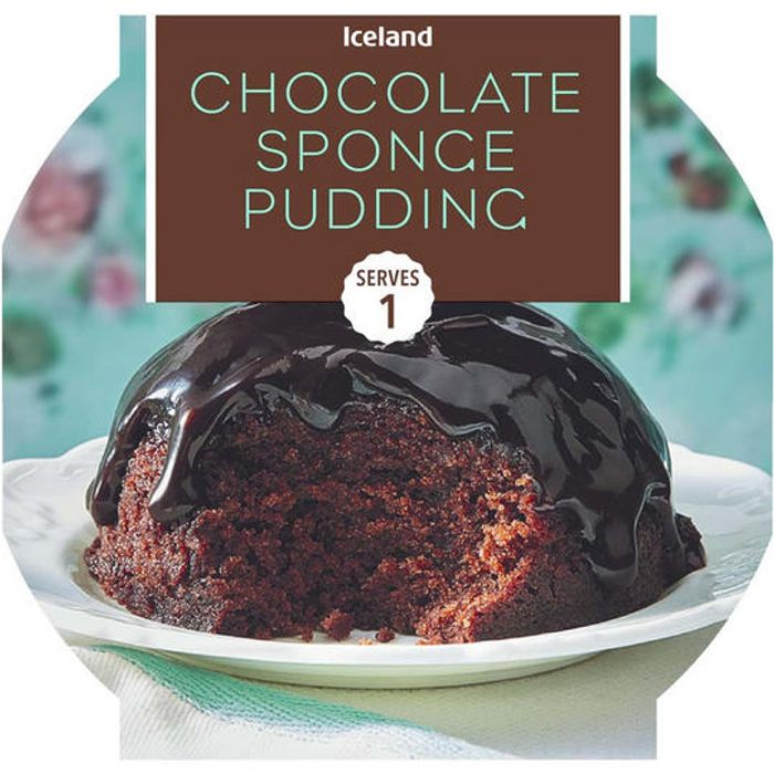 3 X Chocolate or Syrup Sponge Pudding 115g