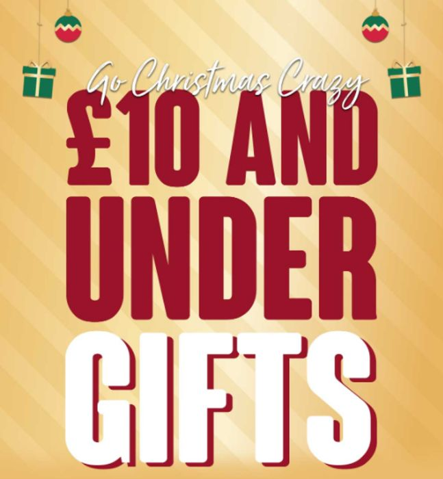 Matalan - 850 Christmas Gifts Under £10 - Prices From £2 + Free C&C