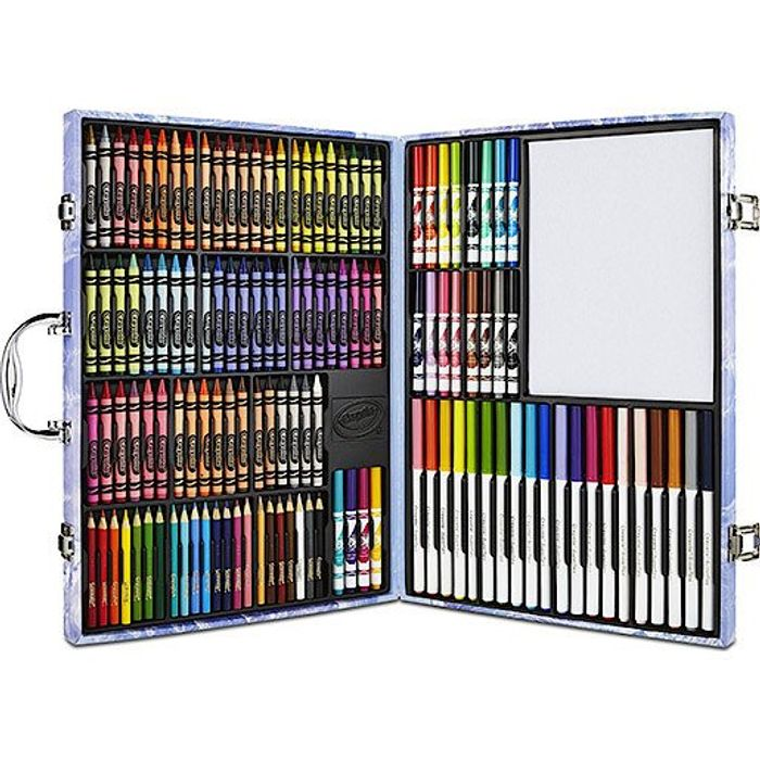 Crayola Disney Frozen Inspiration Art Case