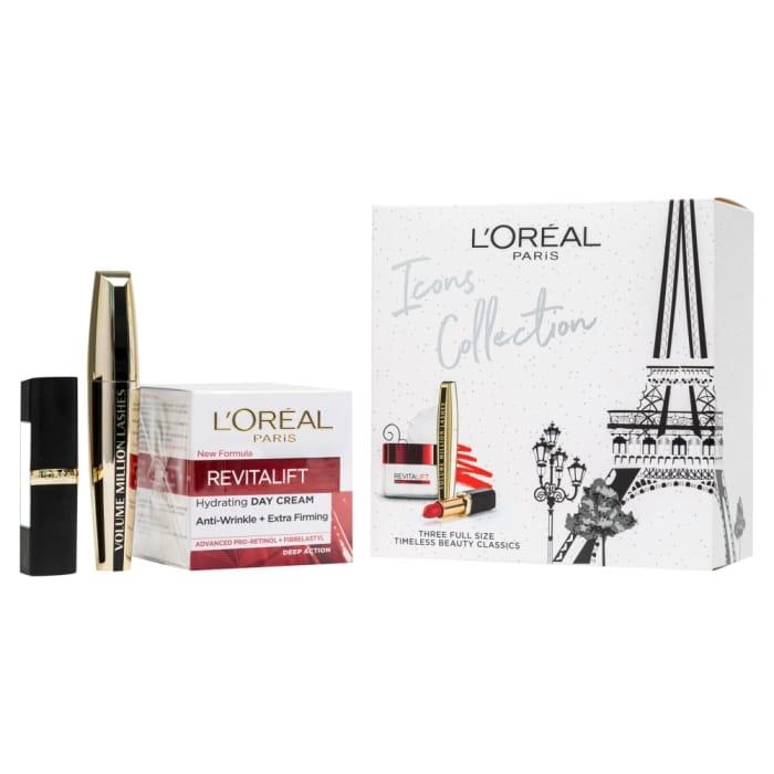 L'Oreal Paris Icons Collection