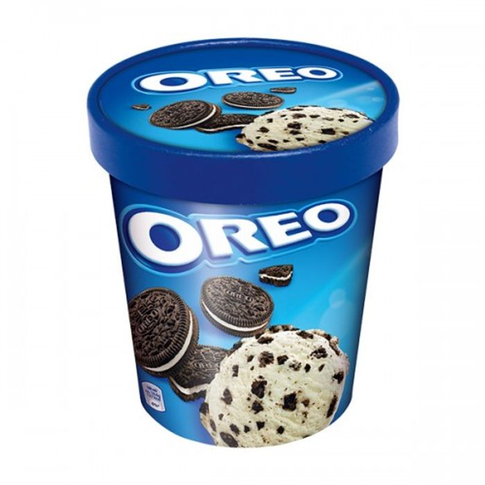 Oreo, Mars and Daim Ice Cream Tubs 99p Farmfoods