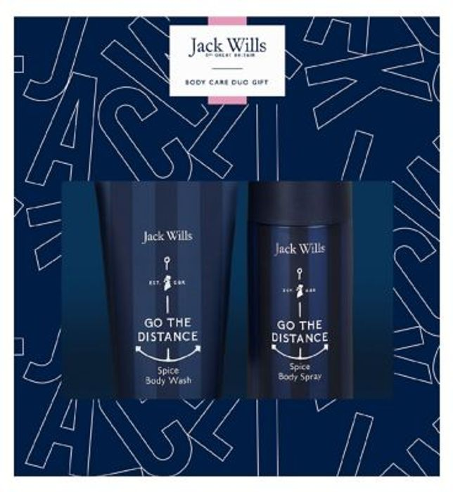 Jack Wills Men Body Care Duo Christmas Gift Set