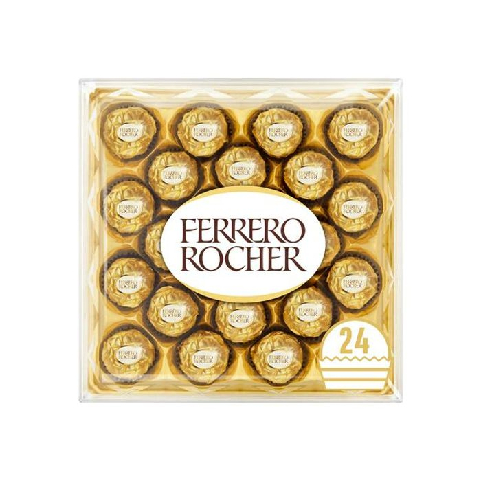 Cheap Ferrero Rocher Chocolate X24 300g - Only £5.5!