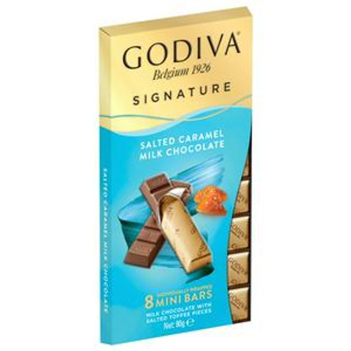 Free Godiva Mini Chocolate Bar with Your Online Grocery Shop at Sainsbury's