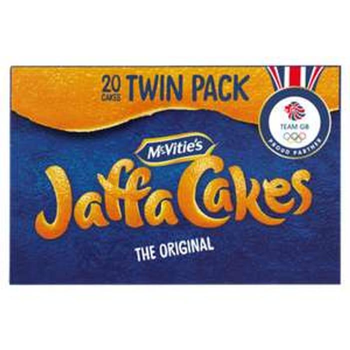 McVitie's the Original 20 Jaffa Cakes
