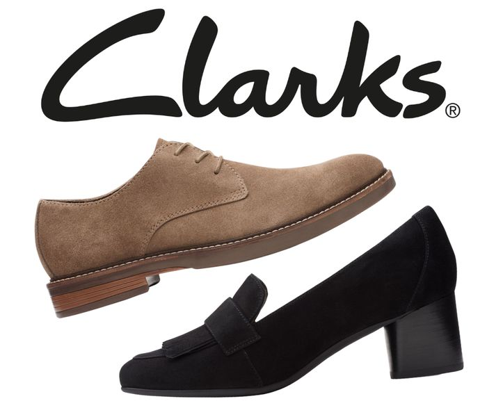 Clarks up to 50% off Sale - save on Womens, Mens and Kids