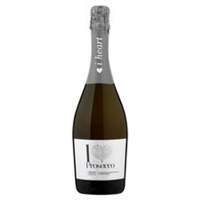 I Heart Prosecco 75Cl - Only £7!