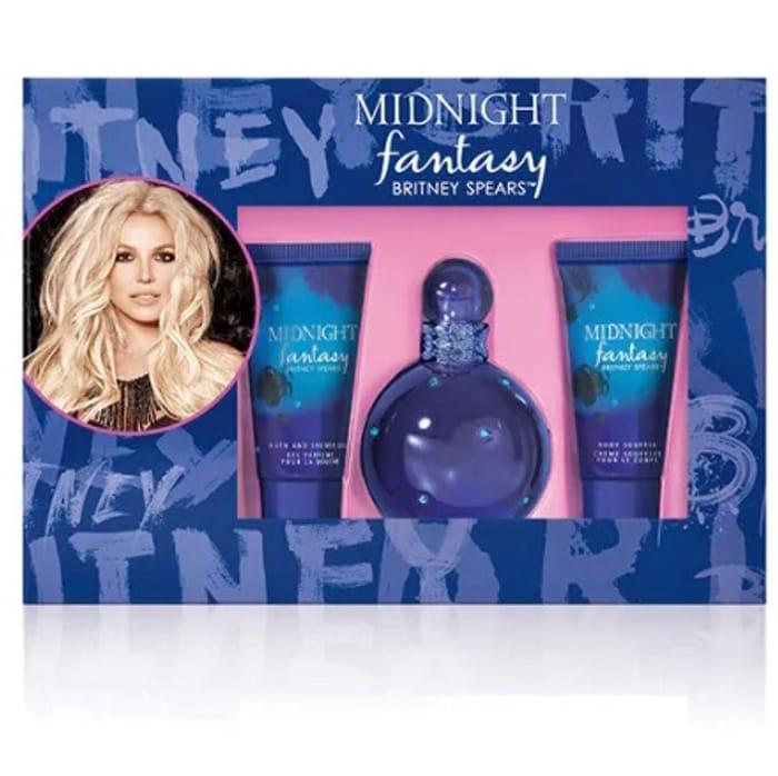 Britney Midnight Fantasy 100ml Gift Set